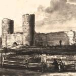Akwarela z 1851 r.