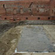 Rozpoczęły się prace na Zamku Książąt Mazowieckich-kontynuujemy naszą inwestycję